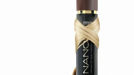 Beaux cheveux aux meilleurs cheveux huile Nanoil